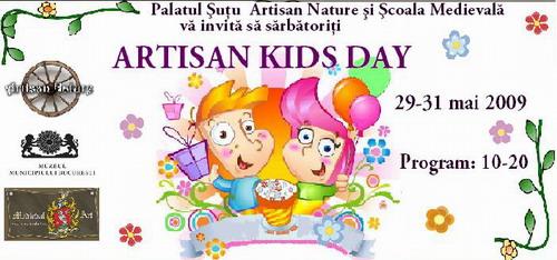Artisan Kids Day