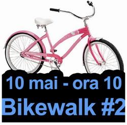 bikewalk 10 mai