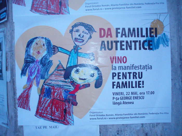 Da familiei autentice