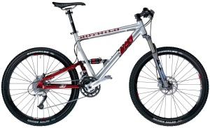 fietsen 8 mountainbike
